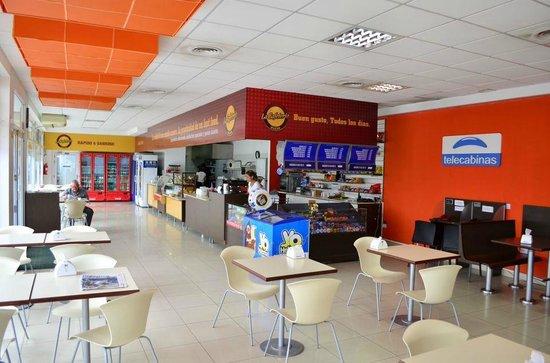 La Cafeteria Magna