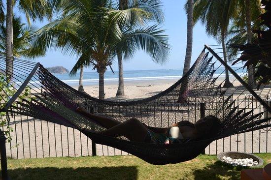 Samara Tree House Inn: hammocks