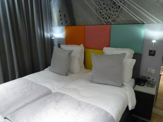 Lyric Hotel Paris : Chambre