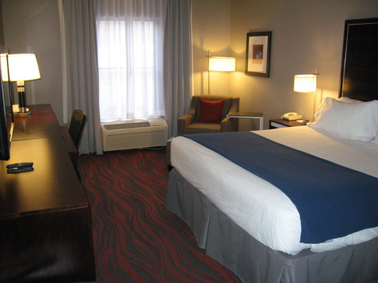 Holiday Inn Express Painted Post - Corning Area : Room with one King Size Bed