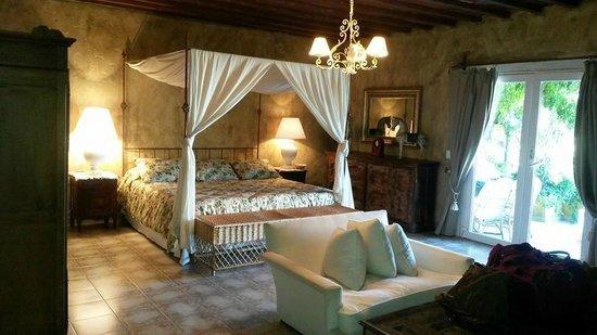 Hotel La Bluette: SUITE ROOM N°8