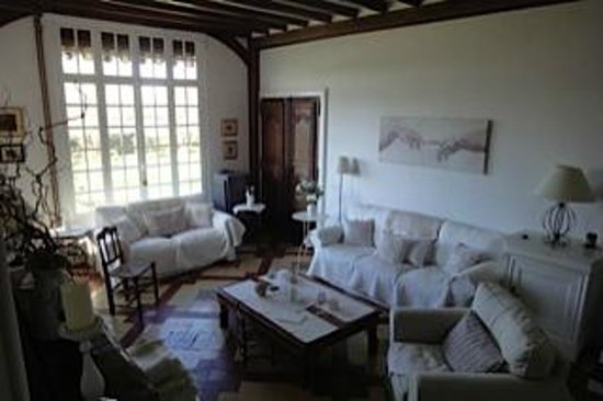 La Canotiere : Sitting room