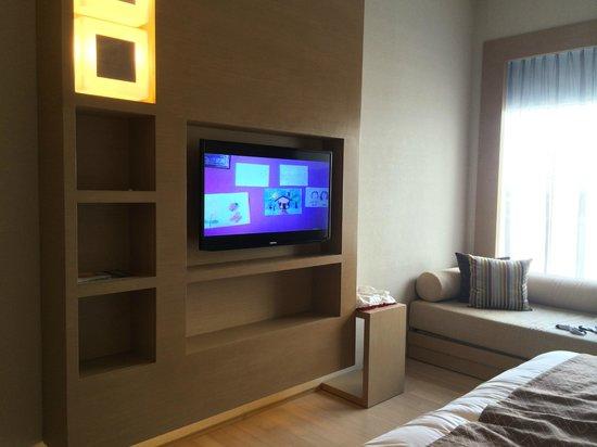 Hotel Jen Puteri Harbour, Johor: Room
