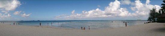 Fiesta Resort & Spa Saipan: Песчаная коса