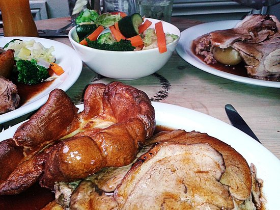 Clarendon Arms: Roasts