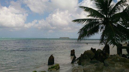 Fiesta Resort & Spa Saipan: Море