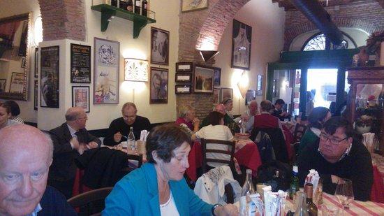 La Taverna dei Fori Imperiali : Restaurant