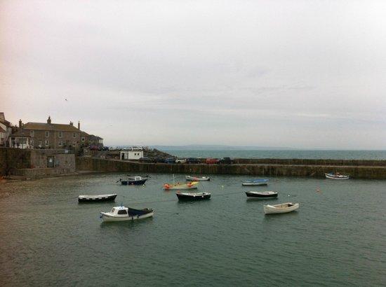 The Ship Inn : port de mousehole