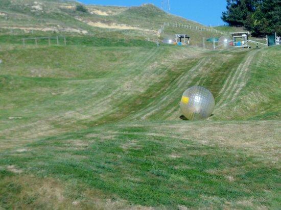 OGO Rotorua : La discesa rettilinea