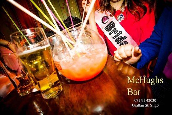 McHughs Bar: Cokctails at Mchughs