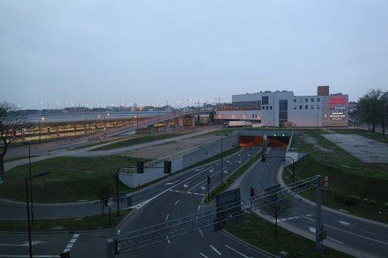 Ibis Krakow Stare Miasto : 331号室からの眺め