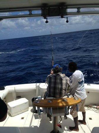 Exodus Boat Charters : expert instruction