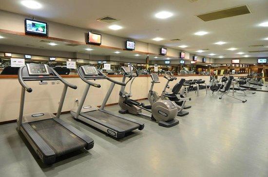 Fitness Center Picture Of Fantasia Hotel De Luxe Kusadasi Tripadvisor