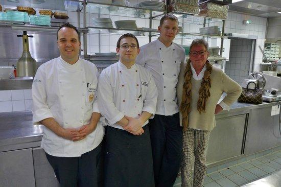 Restaurant Villers: Ein Abend unter Freunden