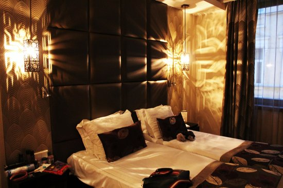 Continental Hotel Budapest: Наш номер