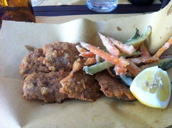 Ristoteca Oniga: Sarde fritte
