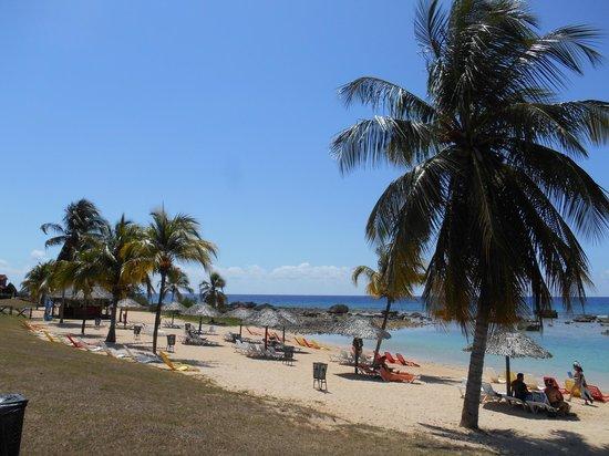 Ancon Beach: Piscina naturale