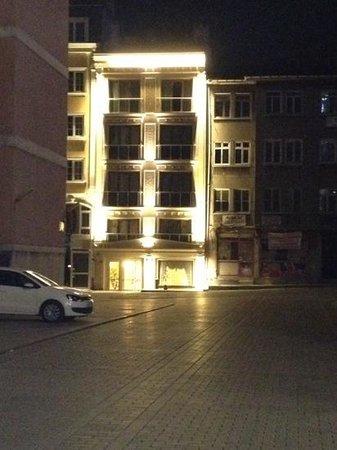 World Heritage Hotel Istanbul: versione notturna