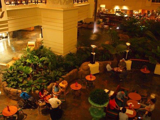 Grand Hyatt Dubai : Cafeteria