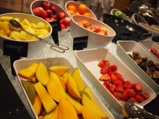 Grand Hyatt Dubai : Breakfast