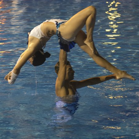 Iberostar Varadero : Performers in the pool