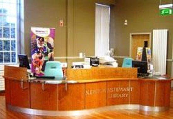 Newtownstewart Library - Interior