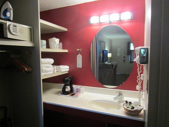 Farmer's Daughter Hotel : Salle de bains
