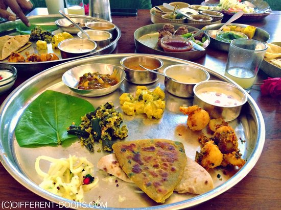 The House of MG: The Deluxe Thali