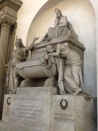 Basilica di Santa Croce: Dante
