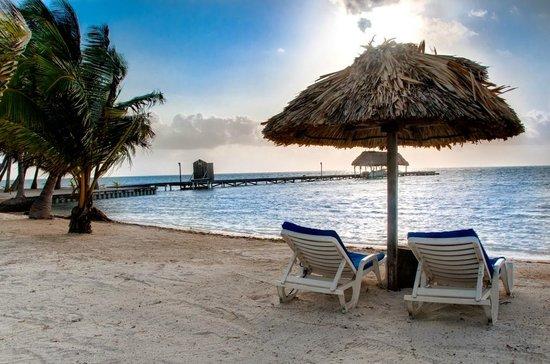 Royal Caribbean Resort Beach