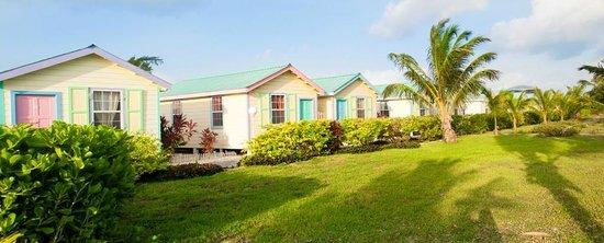 Royal Caribbean Resort: Private Cabanas