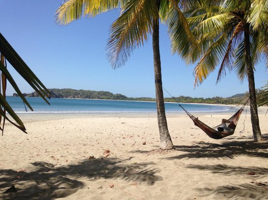 The Hideaway Hotel Playa Samara : Relax at Playa Carrillo