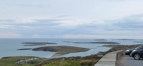 The Sky Road, Clifden, Galway