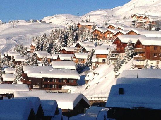 Hotel Bettmerhof : View of the village