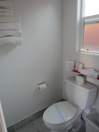 Hamlet Inn: Salle de bains