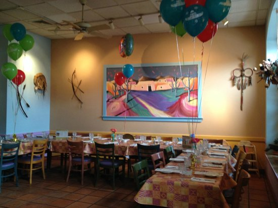 private room picture of santa fe restaurant tarrytown