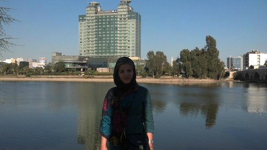 Adana Hilton SA: other side of rever