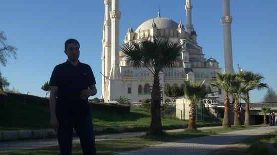 Adana Hilton SA: adana s. m. and central park walking distance to hotel