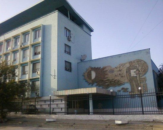 Chagala Hotel Aktau: Слава советским нефтянникам