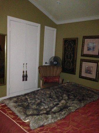 La Villa Vista: Bedroom