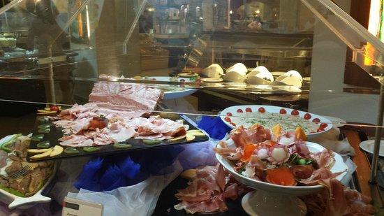 Pullman Timi Ama Sardegna : buffet