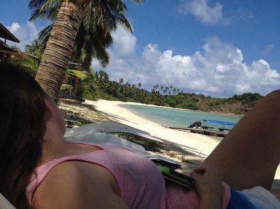 Redang Kalong Resort : Such a beautiful view