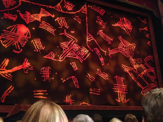 Alhambra Theatre: 4th Row Seats