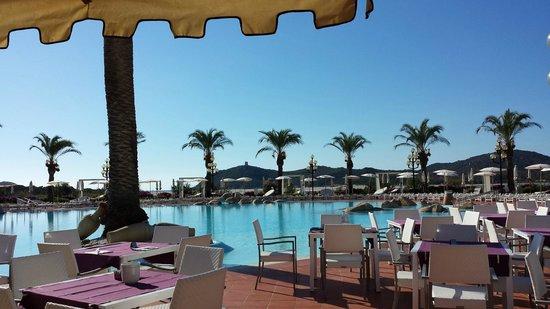 Pullman Timi Ama Sardegna : piscina