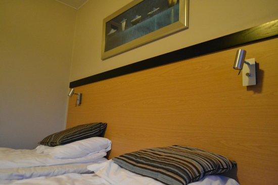 Anker Hotel: кровати