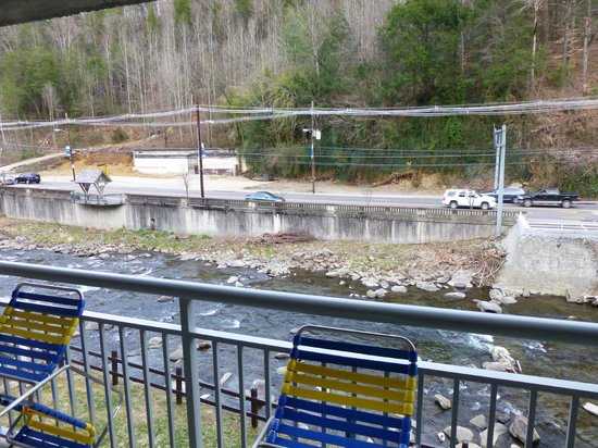 Days Inn Gatlinburg on the River: View from 316