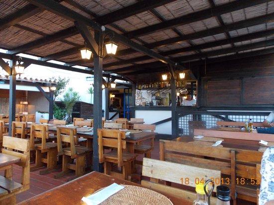 Cletonina: Roof Terrace