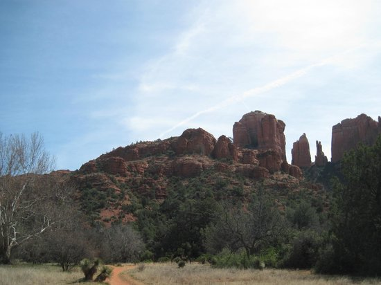 Las Posadas of Sedona : Hike to Cathedral Rock
