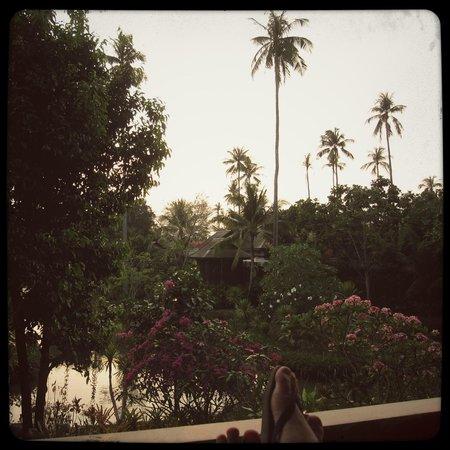 Anantara Mai Khao Phuket Villas: View from the Tree House bar