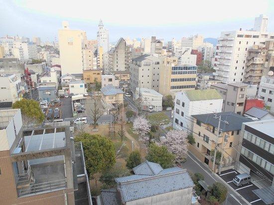 Hotel No.1 Kochi: 客室からの眺め